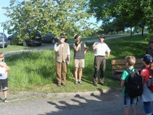 Schule und Jagd (1)